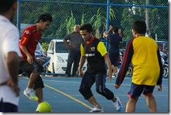 Program belia- futsal